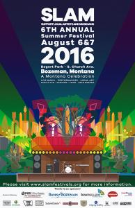 SLAM Summer Festival